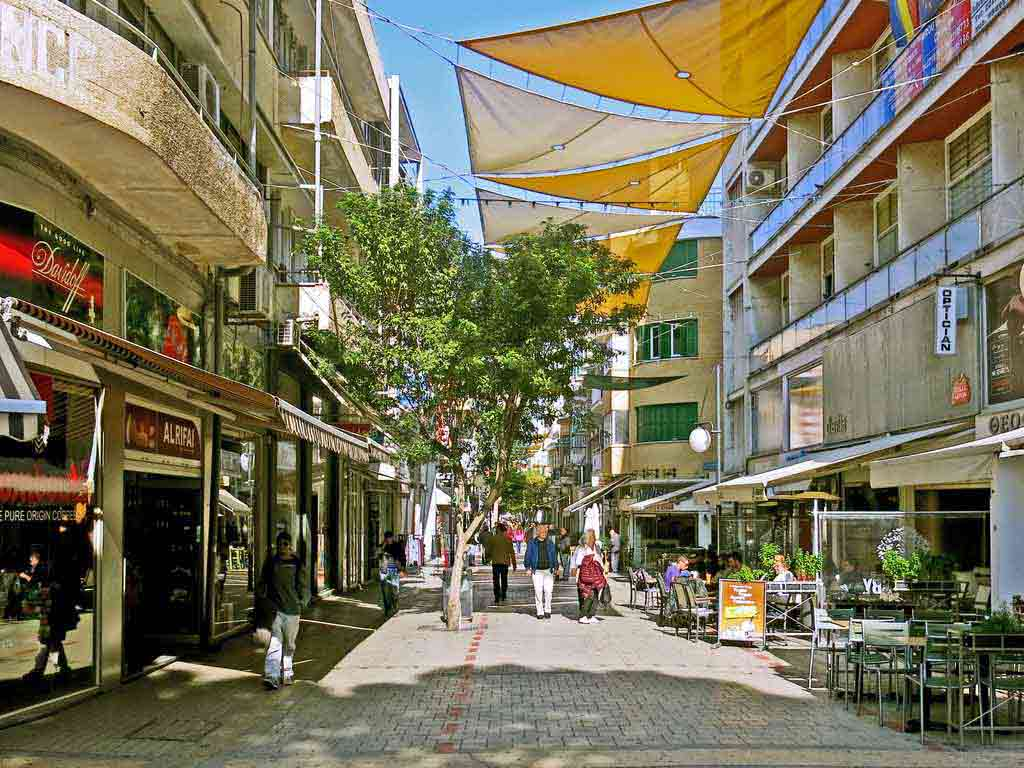 The capital of Cyprus is a museum of history and a modern city of two states