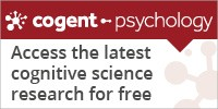 Cogent Psychology