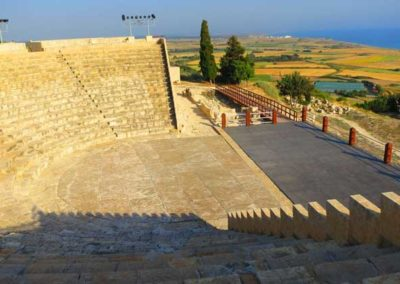 Kourion-Ancient-Theatre